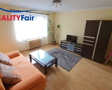 REALITY Fair ponúka na prenájom 1 izbový byt v priamom centre mesta.