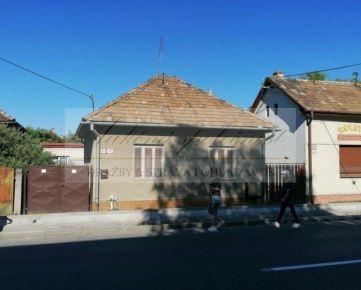 Dražba rodinného domu v Lučenci