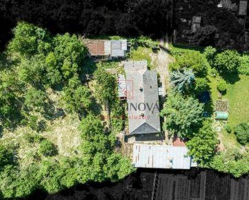Na predaj pozemok s dvomi domami v Košiciach, Vyšné Opátske, Šafránová