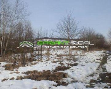 GARANT REAL - Predaj pozemok v Prešove v časti K Surdoku, výmera 556 m2 + podiel na prístupovej ceste