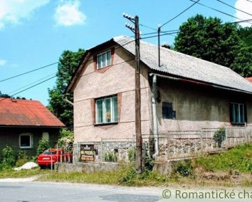 Dom na víkendy v Pieninách, Lesnica