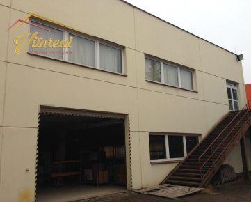 Ponúkame na predaj halu v priemyselnej zóne - Košice - JUH