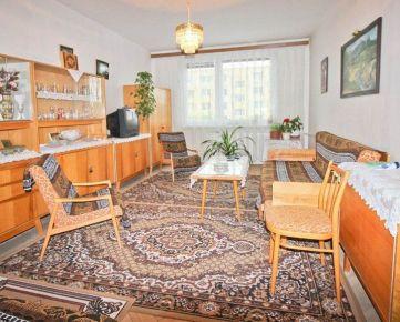 Predaj dvojizbového bytu v meste Zlaté Moravce, Hviezdoslavova ul., 59 m2