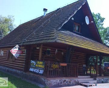 Predaj reštaurácie KOLIBA Mičinská cesta Banská Bystrica.