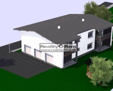 Predaj: 3-izbový byt s loggiou a garážou v novostavbe Brezany