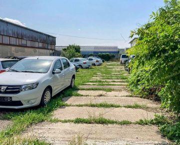 Pozemok na komerčné účely na prenájom, 483 m2, ul. Jarmočná