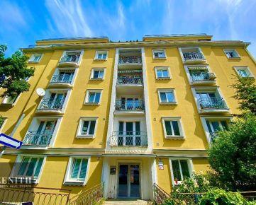 3 izbový byt s balkónom Staré Mesto - Fraňa Kráľa 24