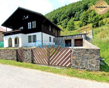 GRAHAMS - PREDAJ, dvojgeneračného rodinného domu, Osrblie