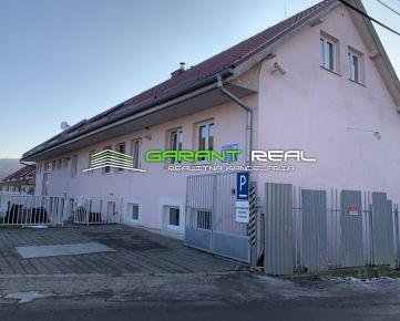 GARANT REAL - predaj komerčný objekt, logisticko - priemyselný areál 4099 m2, Malý Šariš, okr. Prešov