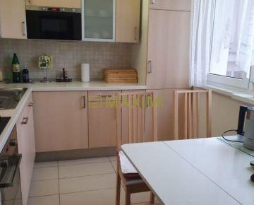 4- izbový byt na Mamateyovej ulici