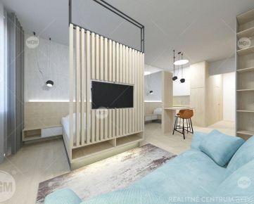 (B02.18) 1-izbový byt v projekte Komenského rezidencia