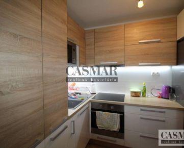 REZERVOVANÝ! predaj pekný, komplet zrekonštruovaný 1-izb. byt v Trnave