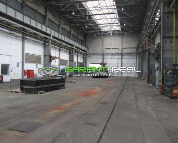 GARANT REAL - predaj výrobné haly, Prešov, širšie centrum, Čapajevova ulica