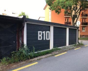 NA PRENÁJOM - garáž s elektrickou bránou na Stavbárskej ulici