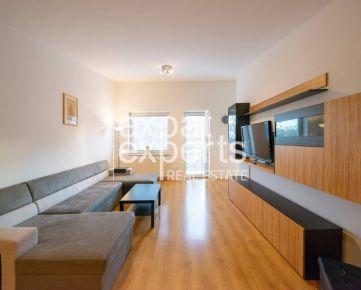 Priestranný 2i byt, 63m2, zariadený, s balkónom