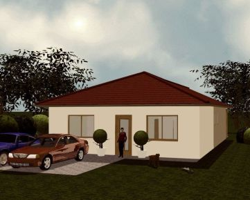 IMPEREAL predáva pozemok 548m2 so stavebným povolením v obci Lužianky v žiadanej lokalite.