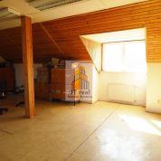 Kancelárie, administratívne priestory 123m2, čiastočná rekonštrukcia