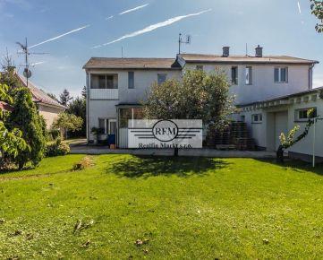 Veľké Orvište, okres Piešťany – predaj rodinného domu na bývania a podnikanie