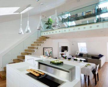 Ponúkame loftové bývanie   v centre Košíc
