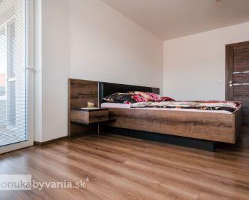 RUSTAVELIHO, 2-i byt, 62 m2 -KOMPLETNE ZARIADENÝ, novostavba, Malé Karpaty, ELEKTRIČKA