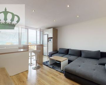 Zrekonštruovaný 1,5 izbový byt s pekným výhľadom - KVP Košice