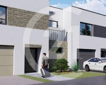 Predaj nový dom v novej rezidenčnej štvrti pod Zoborom