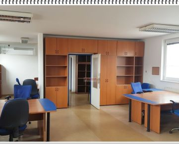 ID 2469  Prenájom: kancelárie 140 m2