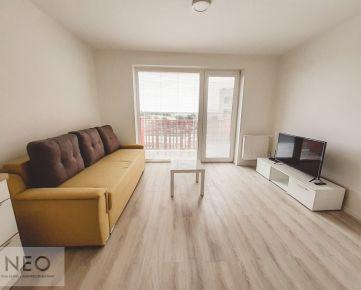 NEO- zariadený 1i byt v novostavbe na PRENÁJOM