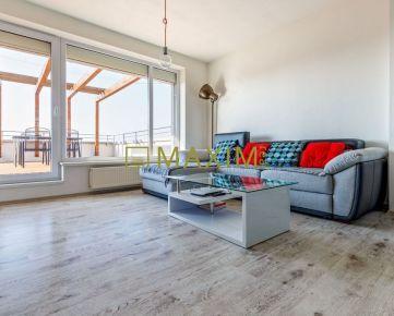 PREDAJ   2- izbový byt s krásnym výhľadom v Dunajskej Lužnej.
