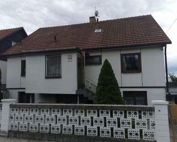 Dražba rodinného domu v Poprade, m. č. Spišská Sobota