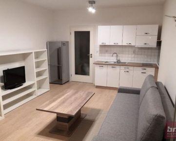 Prenájom 1 - izb. bytu s loggiou v Dúbravke