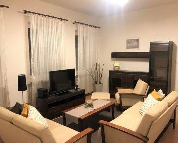 4-izbový zariadený byt v centre mesta NA PRENÁJOM, Krmanova