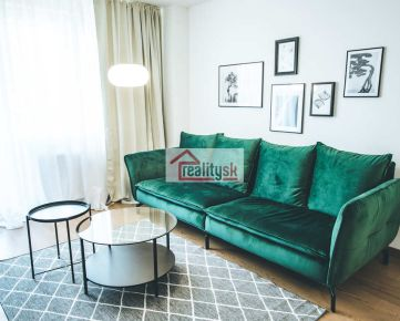 4-izbový byt v Arborii s dvomi terasami