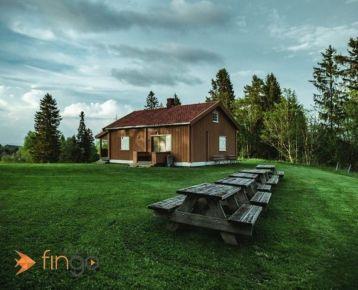 Rodinný dom na samote