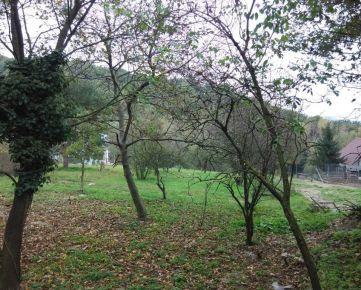 ZELENOHORSKÁ, pozemok 1692 m2, Lamač, PRI LESE