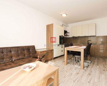 HERRYS - Na prenájom úplne nový zatiaľ neobývaný 2izbový byt s priestrannou loggiou, BORY