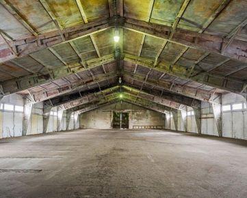 CASMAR RK ponúka na predaj halový sklad č.1 – priemyselná zóna