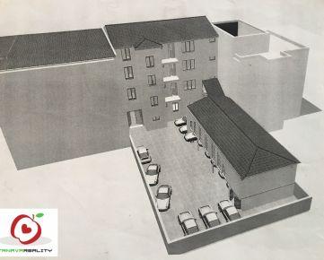 TRNAVA REALITY - Na predaj polyfunkčný objekt s pozemkom vhodnýn na výstavbu bytov - Trnava
