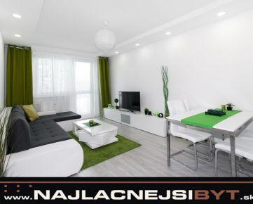 PRENAJMEM : BAIII - Kramáre., 4i,  102 m2, kompletná rekonštrukcia, kompletne moderne zariadený