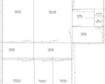 Unikátny 5 - Izbový byt v pôvodnom stave Ružinov Štrkovec