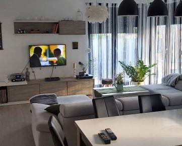 ZNÍŽENÁ CENA - Predaj 4-izb. byt, podlahová plocha - 126 m2, pozemok 212 m2, Stupava, NOVOSTAVBA
