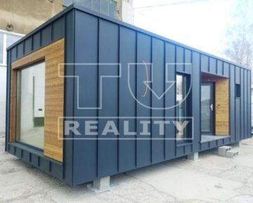 Moderné modulové bývanie, 37m2. CENA: 36 260,00 EUR