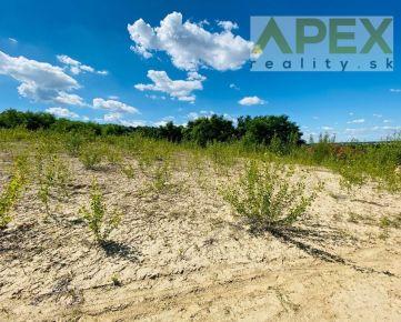APEX reality_stavebný pozemok pod lesom v Koplotociach, 793 m2