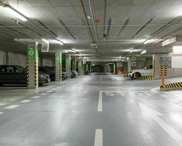 Ponúkame na prenájom, príp. aj na predaj parkovacie miesta v podzemnej garáži v novostavbe City park