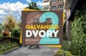 Galvaniho dvory 2 - Bývajme spolu v Ružinove