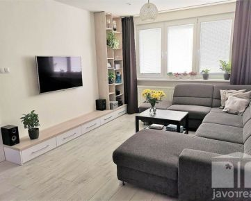 4 izbový byt, Košice II - Západ, ul. Pokroku - REZERVOVANÝ