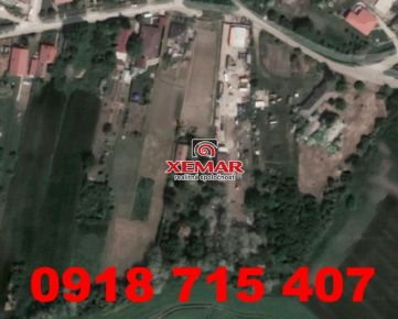LUKRATÍVNE pozemky na výstavbu RD pri Nitre - ponuka pre investorov