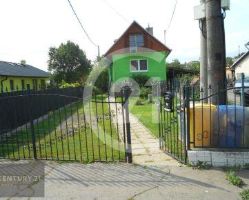 Rodinný dom za cenu 2-izb. bytu - Fintice - exkluzívne!