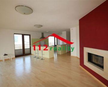 112reality - Na prenájom GAUDI, 4 izbový byt penthaus, s vírivkou na terase, 2 kúpeľňami, pivnica, Bratislava II, Ružinov
