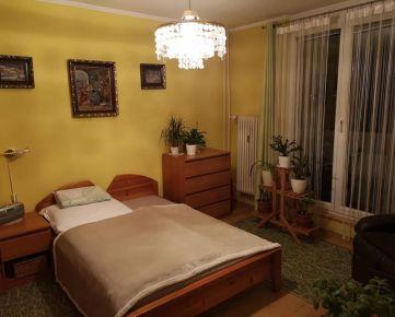 Prenajmem 2 – izbový byt v Poprade na Západe